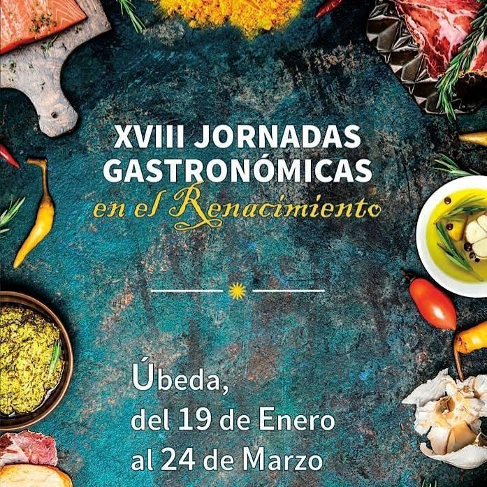 Jornadas gastronómicas del Renacimiento